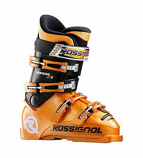Radical JR 2 Black/Orange